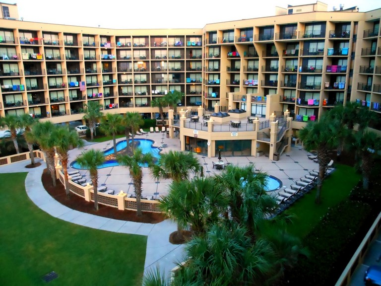 North Myrtle Beach Resorts Oceanfront