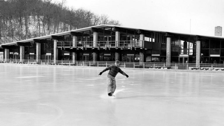 North Park Ice Rink