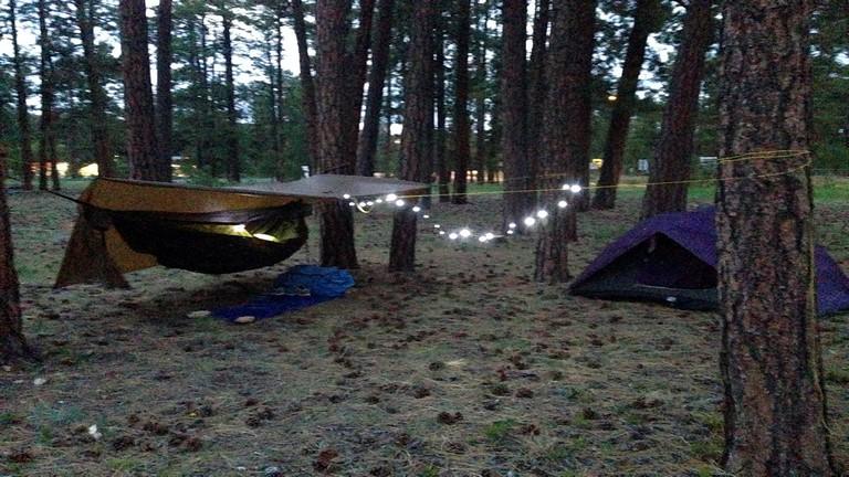North Rim Grand Canyon Camping