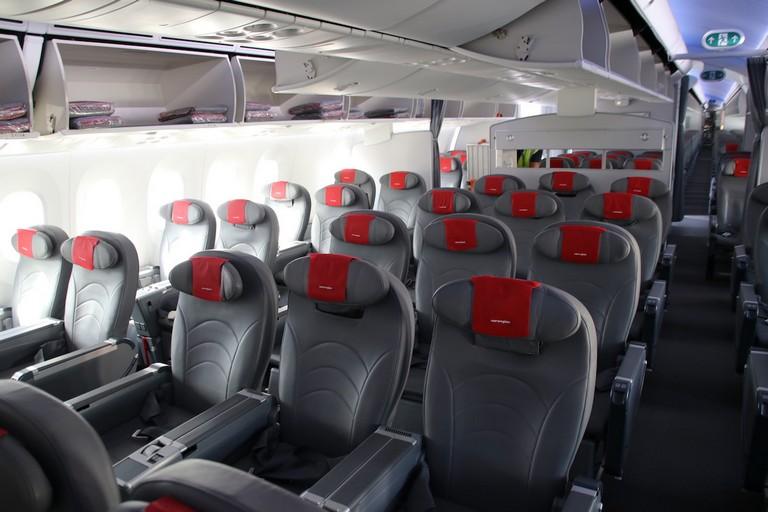 Norwegian Premium Cabin