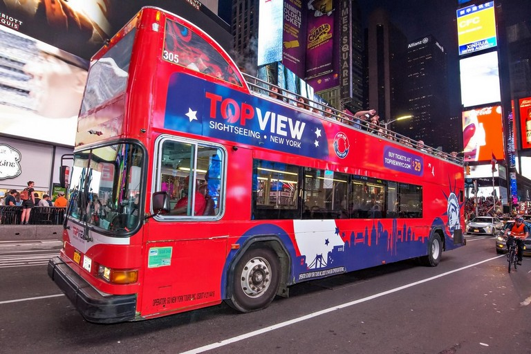 Nyc Sightseeing Bus Tours