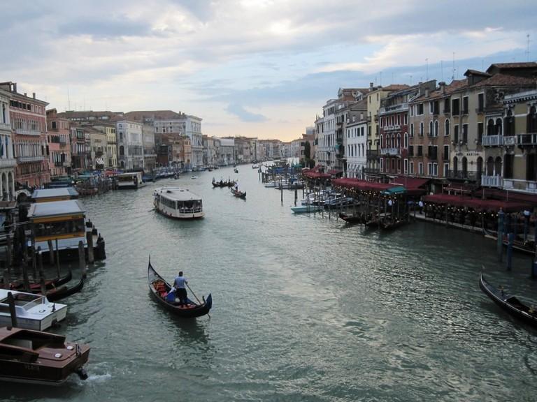 Nyc To Venice