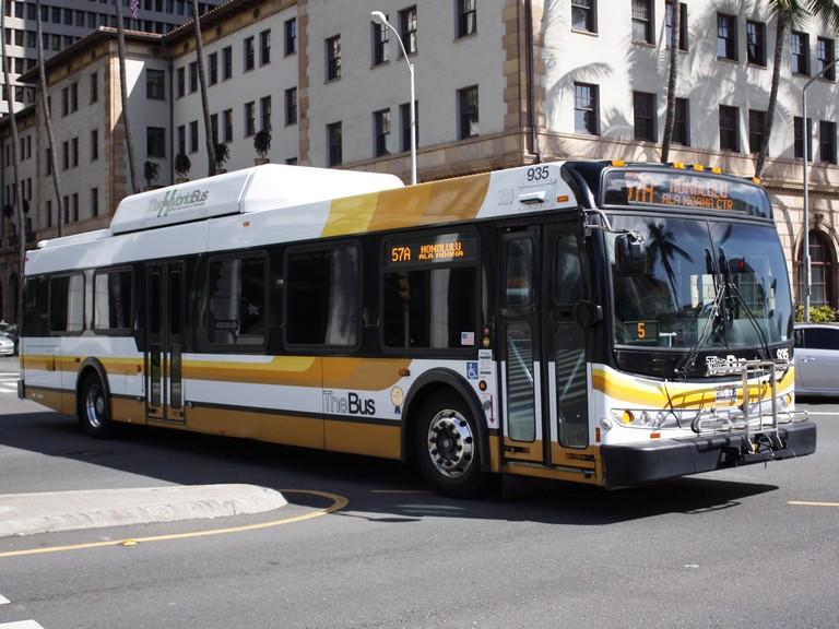 Oahu Public Transportation