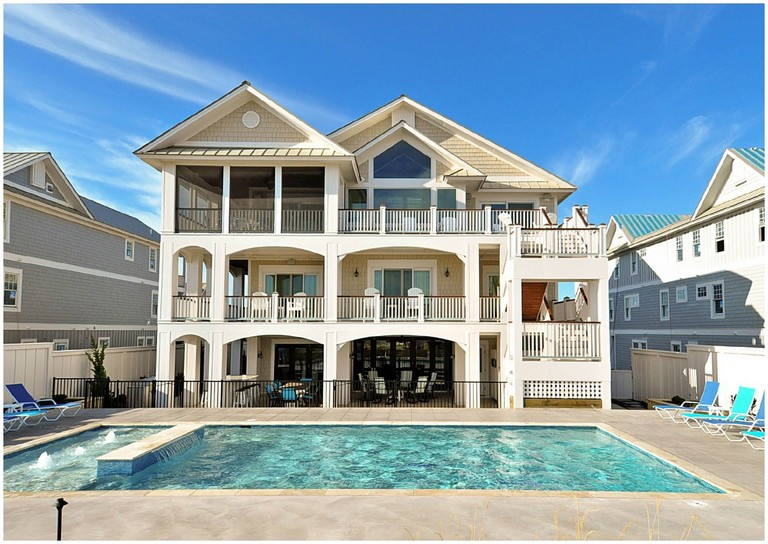 Oceanfront Vacation Home Rentals In South Carolina Home Decor Outer Banks Nc Beach House Rentals