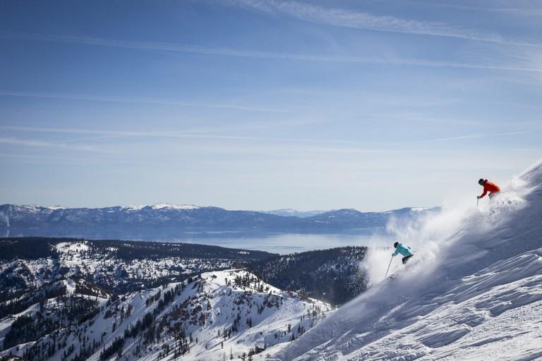 Open Ski Resorts In California