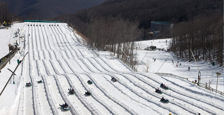 Open Ski Resorts Near Me