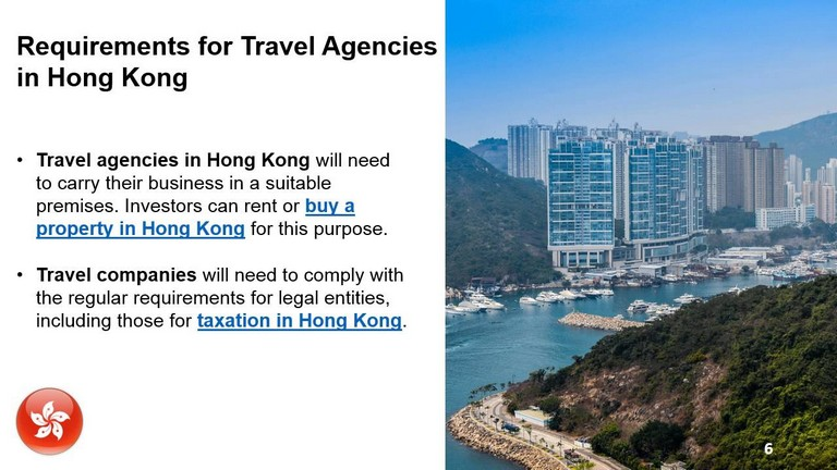 Opening A Travel Agency