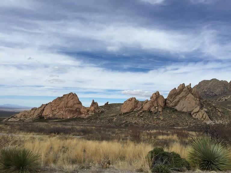Organ Mountain National Recreation Area