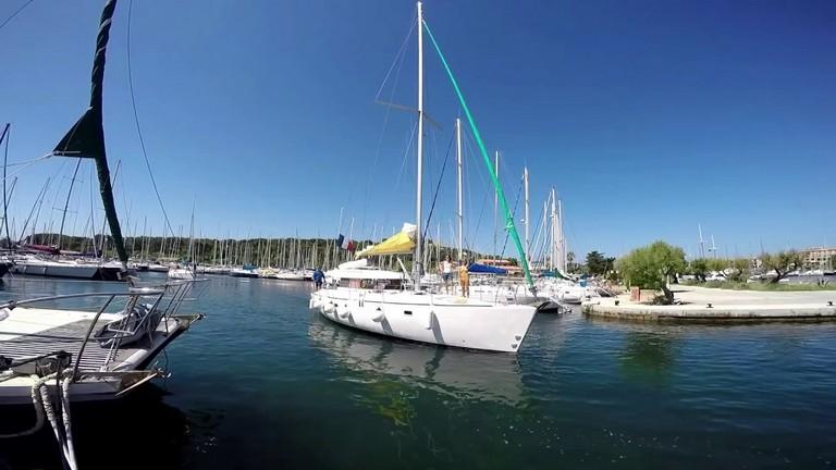 Ou My Sail