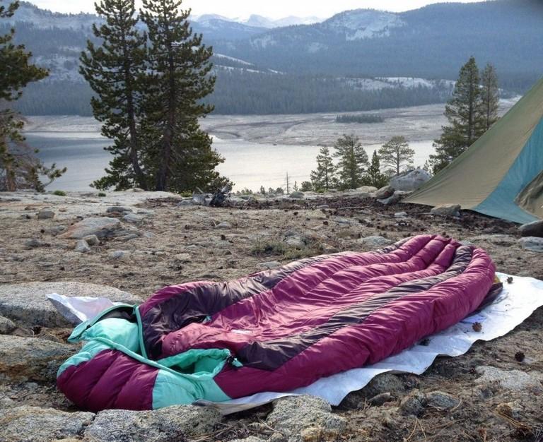 Outdoor Gear Lab Sleeping Bag