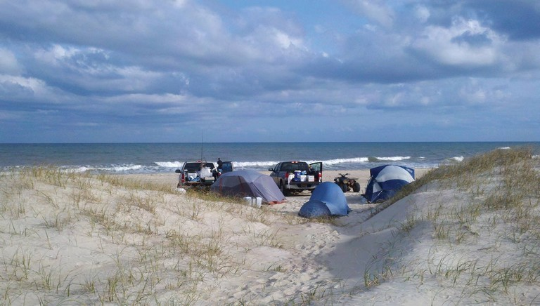 Outer Banks Camping