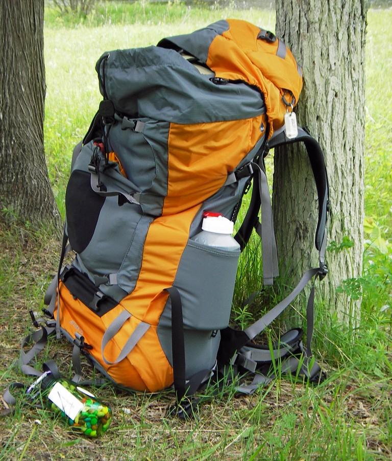 Overnight Hiking Backpack