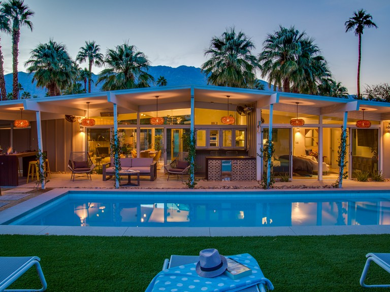 Palm Springs Vacation House Rentals
