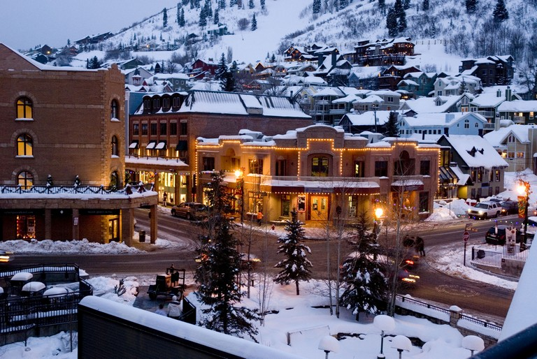 Park City Utah Ski In Ski Out Resorts