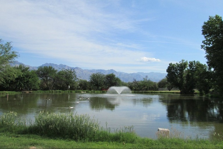 Parks And Recreation Tucson