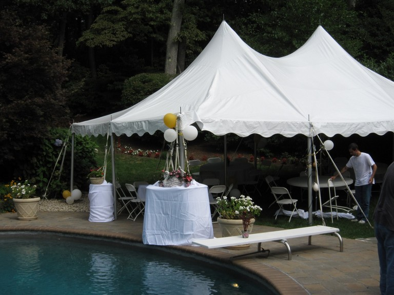 Party Tent Rentals Prices