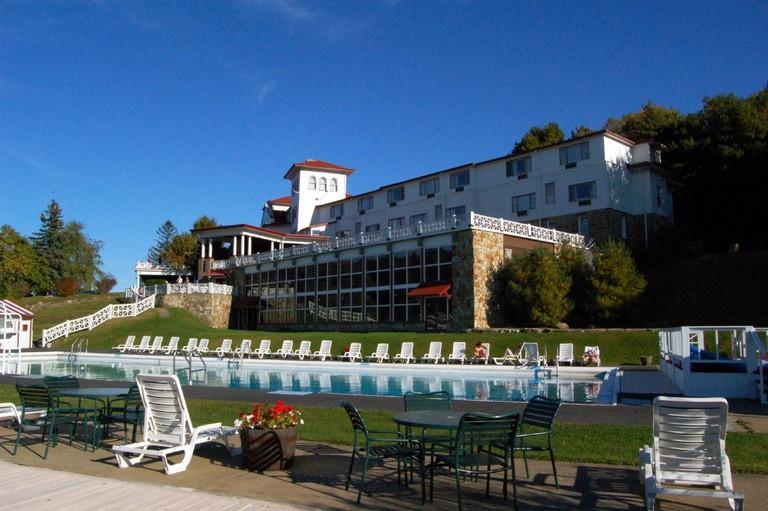 Pennsylvania Golf Resorts