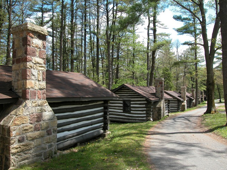 Pennsylvania State Park Cabins