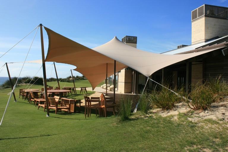 Permanent Tent Structures