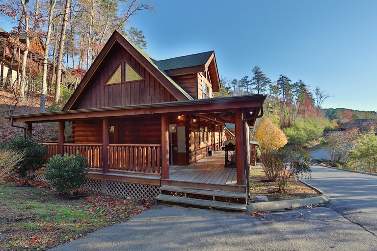 Pet Friendly Cabin Rentals In Pigeon Forge Tn