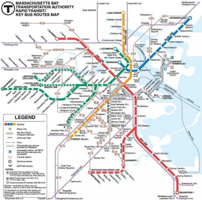 Philadelphia Public Transportation