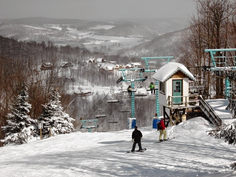 Pine Creek Ski Resort