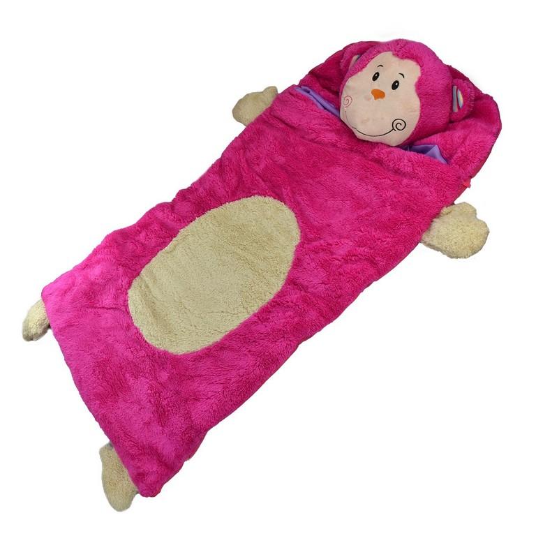 Plush Animal Sleeping Bag