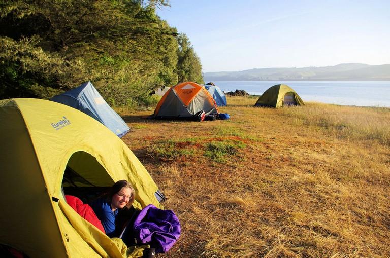 Point Reyes Camping