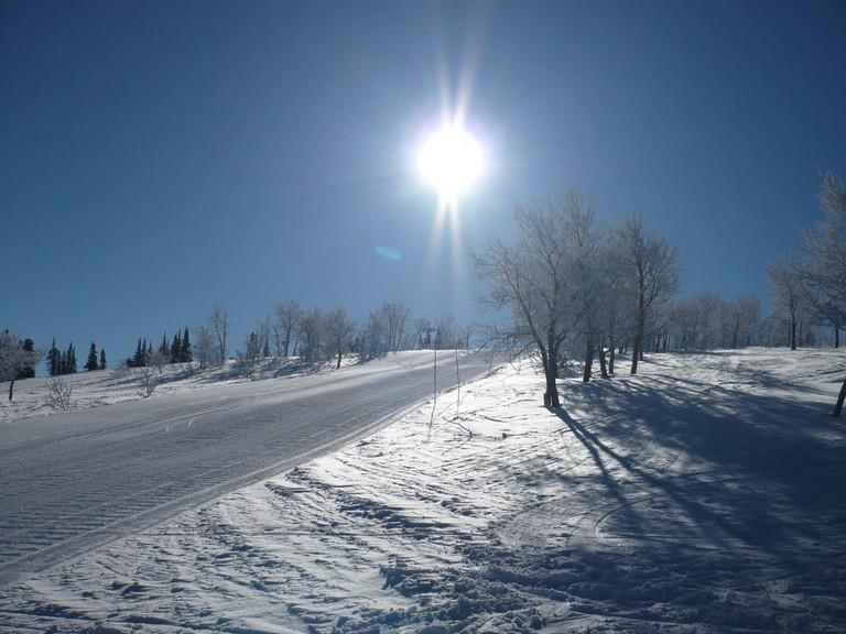 Powder Ridge Ski Resort