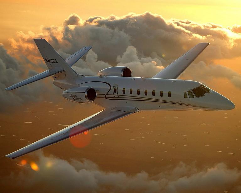 Private Jet Charter Dallas