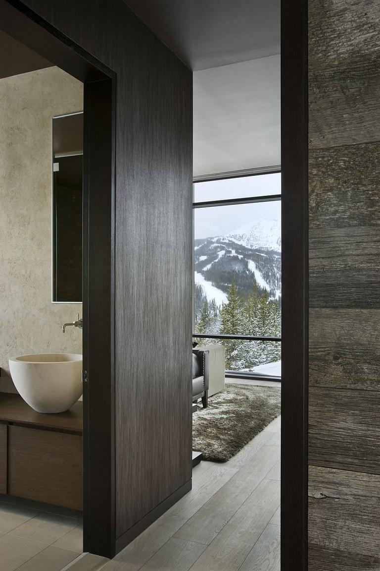 Private Ski Resort Montana