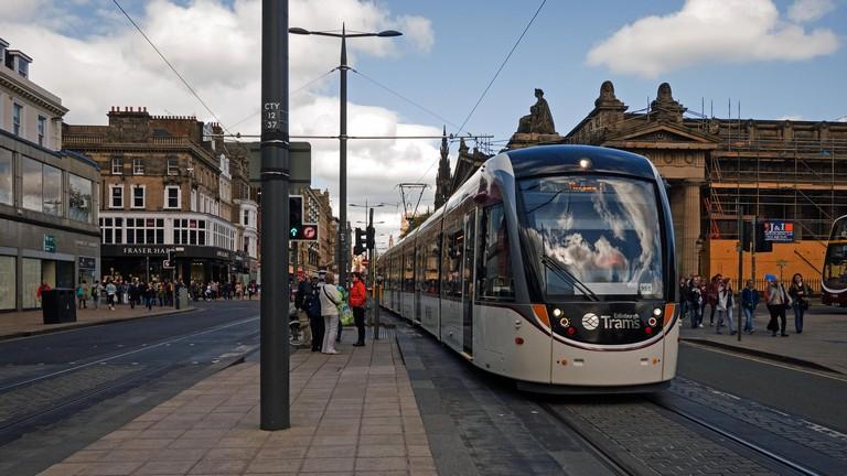 Public Transport Edinburgh