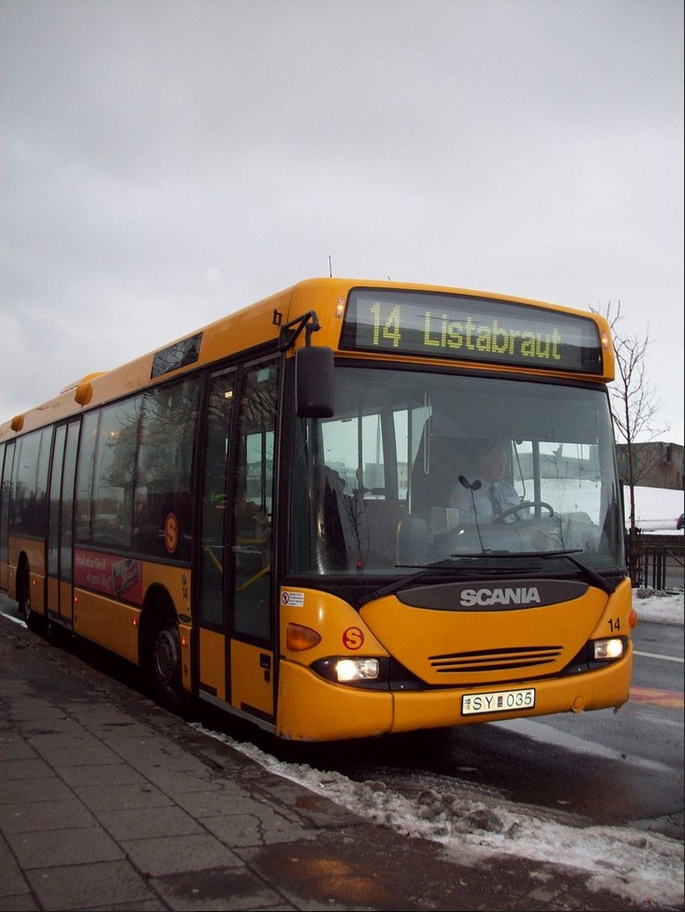 Public Transport Iceland