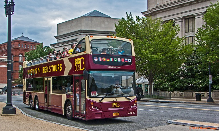Public Transport In Washington Dc