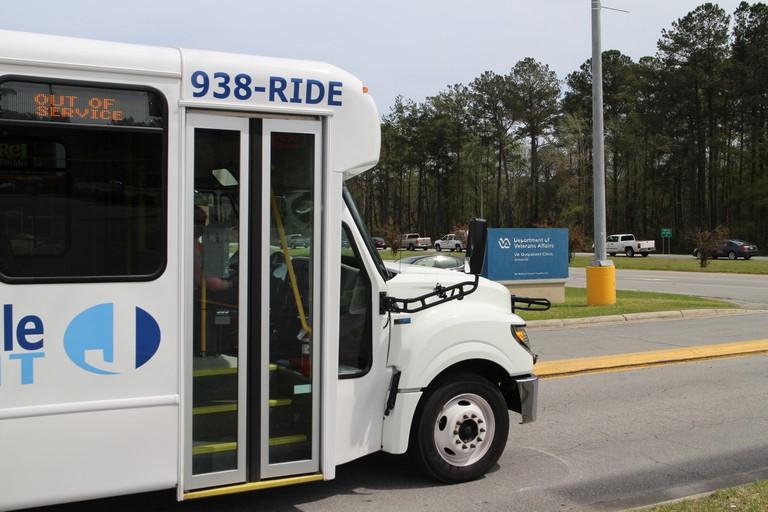 Public Transportation Jacksonville Fl