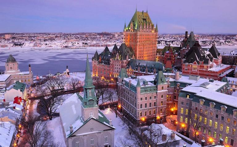 Quebec City Ski Resorts