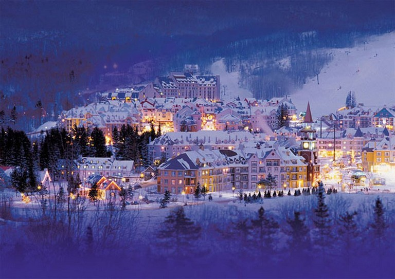 Quebec Ski Resorts