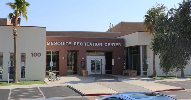Recreation Center Mesquite