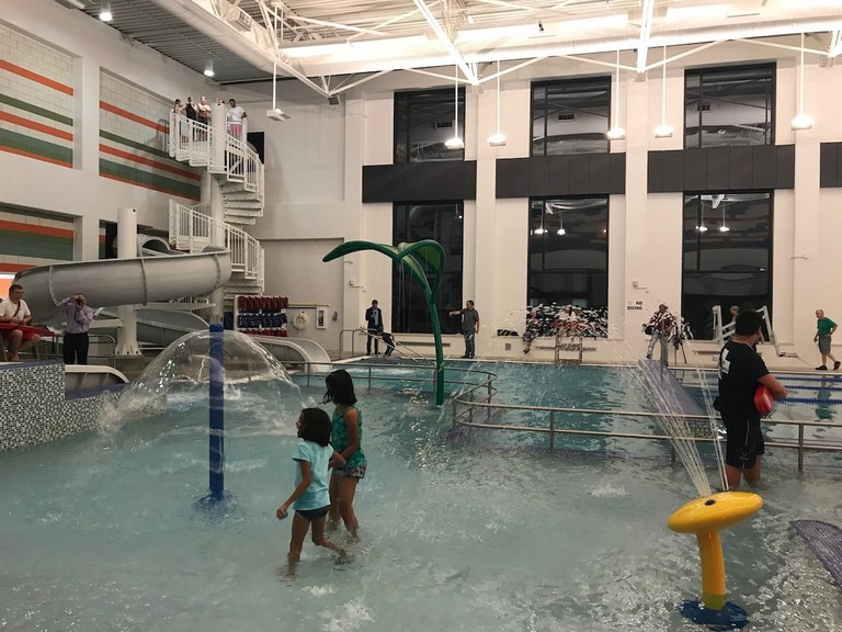 Recreation Center With Pool Near Me