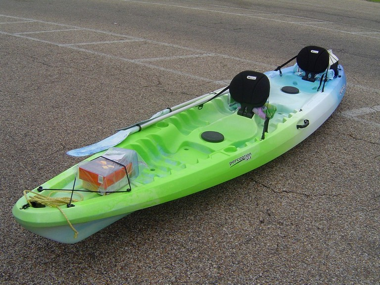 Recreation Perception Kayak