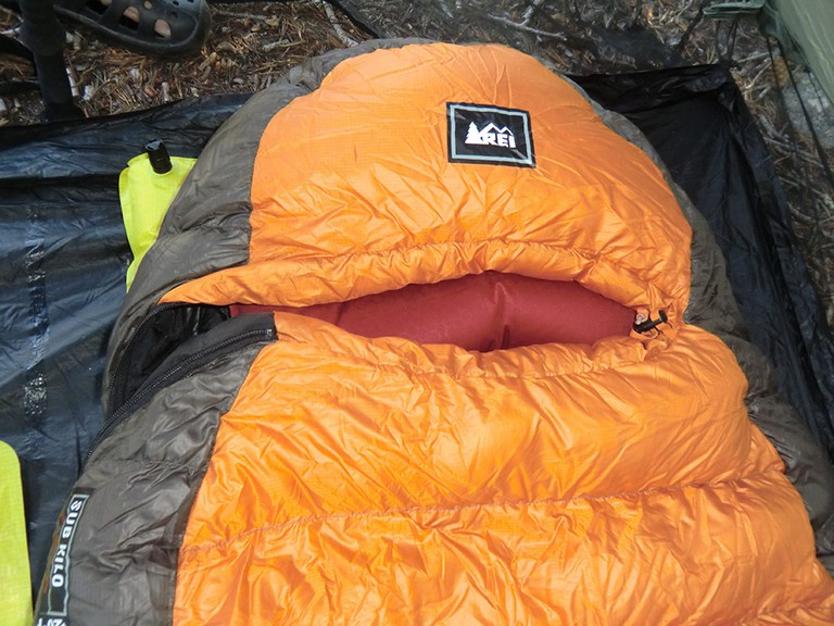 Rei Down Sleeping Bag