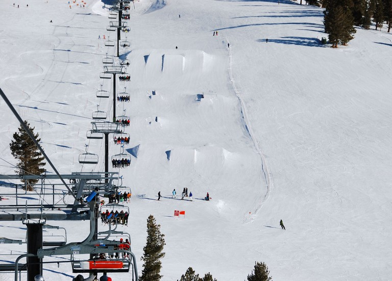Reno Ski Resort