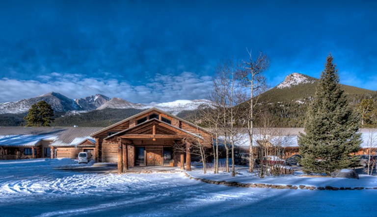 Rocky Mountain National Park Places To Stay