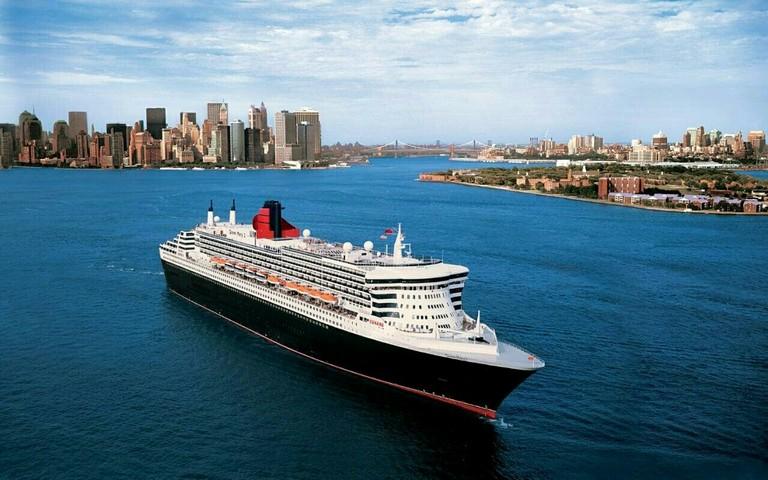 Round Trip Transatlantic Cruise