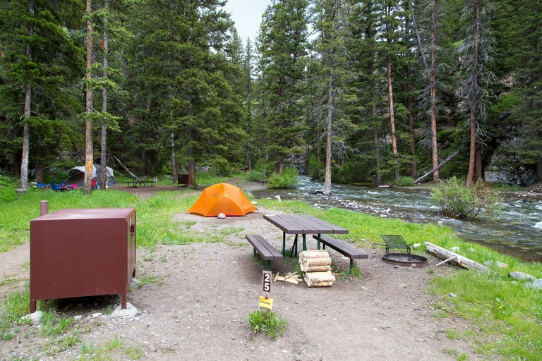 Rv Campgrounds Near Yellowstone National Park