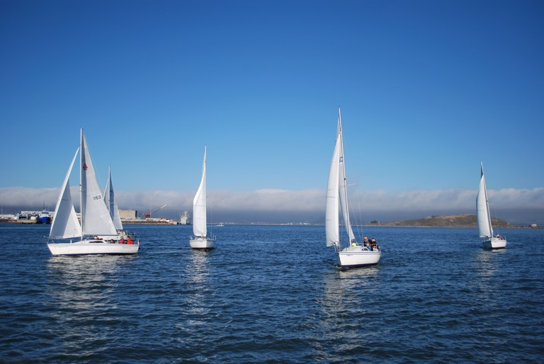 Sailing Lessons Bay Area