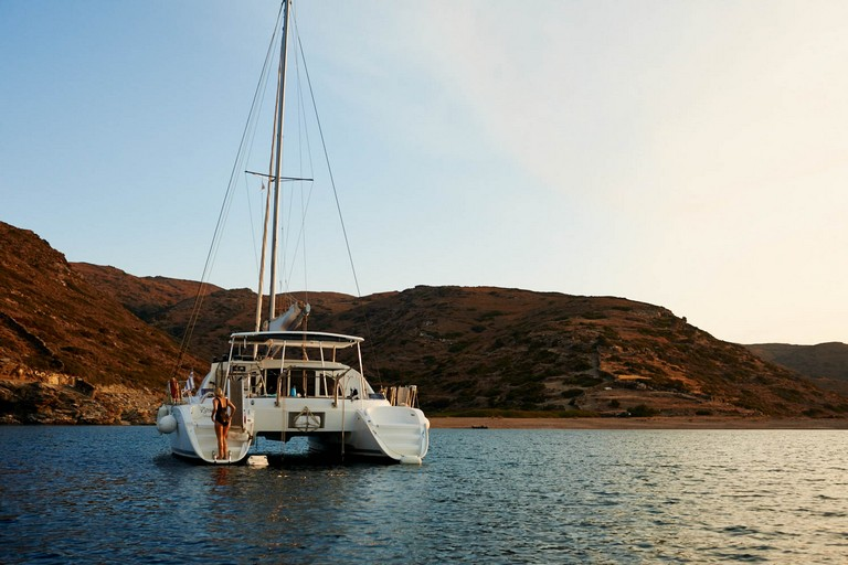 Sailing The Greek Isles
