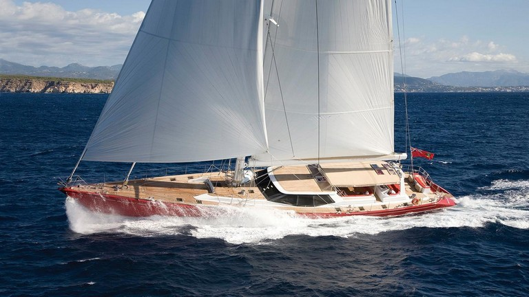 Sailing Yacht A Price