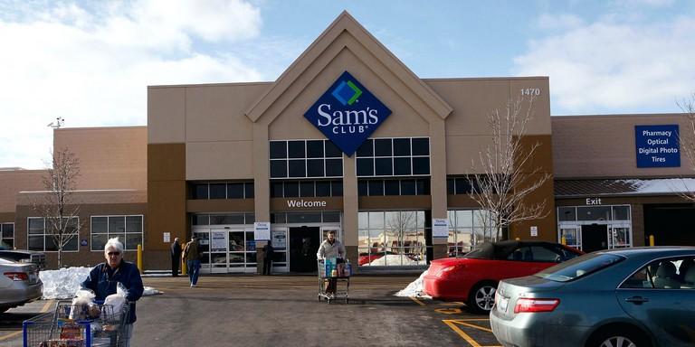 Sams Club Travel