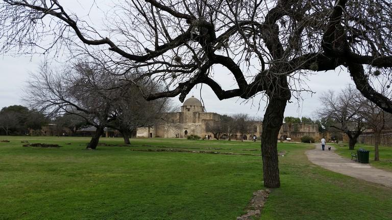 San Antonio Missions National Historical Park San Antonio Tx